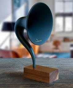 Gramovox - World's first bluetooth gramophone