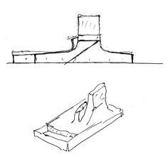 ORDOS 100 #1: Alejandro Aravena Architects,sketches