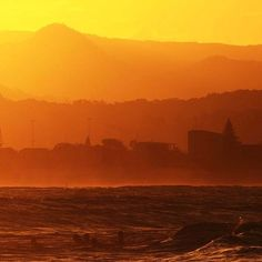 Is this the morning of the earth? #QuikSurf