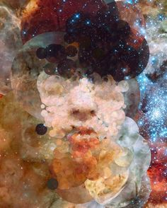 Computer-Generated Portraits Created From Images Of The Universe | The Creators Project