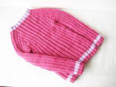 Gensar i ribbestrikk ca 2 år Knitted Hats, Knitting, Fashion, Knit Hats, Moda, Tricot, Fashion Styles, Knit Caps, Stricken