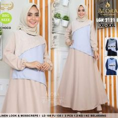 Pusat Grosir Baju Wanita | Baju Gamis Modern Batam, Black And Navy, Jakarta, Muslim, Dan, Two Piece Skirt Set, Surabaya, Skirts, Model