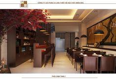 Chiêm ngưỡng thiết kế nhà hàng cao cấp theo phong cách nhật. #thietkenoithat, #thietkenoithatnhahang, #thietkenhahangnhat