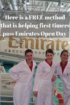 So, what are you waiting for? http://mondrago.co.uk/emirates-careers/ #cabincrew…