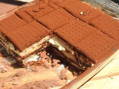 Family Meals, Family Recipes, Dolce, Tiramisu, Sweets, Candy, Estate, Ethnic Recipes, Desserts
