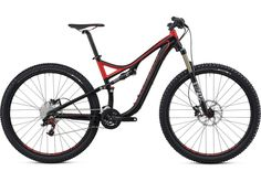 2013 Specialized Stumpjumper FSR Comp 29er - I would absolutely love to have this bike to rip up the trails by my house :)