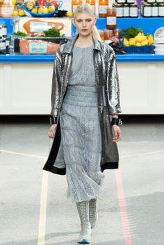 optimismo visual; editoriales de moda, espectáculos, campañas y mucho más: chanel f / w 14.15 paris