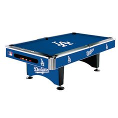 Imperial Los Angeles Dodgers Pool Table - MLB.com Shop