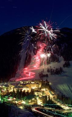 Taos, New Mexico, United States [dreaming of a ski trip]