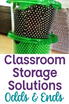 Finding storage solutions for all of the little things in classroom can be overwhelming and leave your classroom feeling messy and disorganized. These classroom storage ideas are quick and cheap. Come read how I store my bulletin board letters, bulletin board borders, task cards, and more! These teacher organization hacks use every day items (most from Dollar Tree) to keep my classroom neat and organized! 3rd Grade Classroom, Classroom Design, Classroom Decor, Bulletin Board Borders, Bulletin Board Letters, Third Grade Reading, Third Grade Math, Teacher Blogs, Teacher Hacks