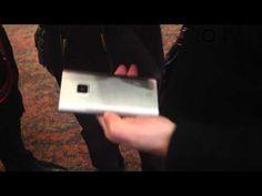 Panasonic Eluga smartphone preview