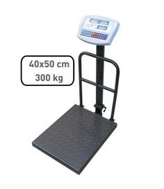 Demandy TCS 300 kg 50 x 40 ipari raktári mérleg