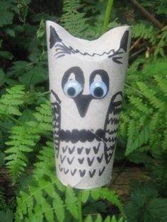 Crafting Animals From Toilet Paper Rolls