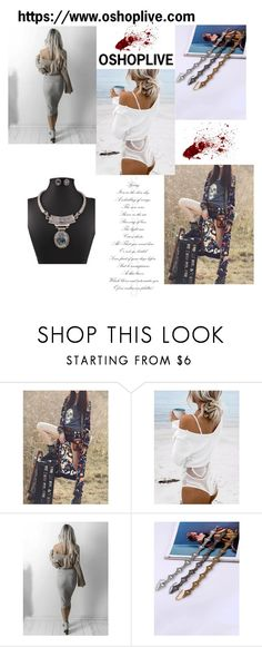 """""""OSHOPLIVE#36"""" by alma-ja ❤ liked on Polyvore featuring vintage"""