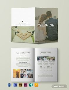 Instantly Download Free Wedding Photography Bi-fold Brochure Template, Sample & Example in Microsoft Word (DOC), Adobe Photoshop (PSD), Adobe InDesign (INDD & IDML), Apple Pages, Microsoft Publisher, Adobe Illustrator (AI) Format. Available in (US) 8.5x11 inches + Bleed. Quickly Customize. Easily Editable & Printable.