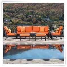 RST Brands Astoria Deep Seating Conversation Set