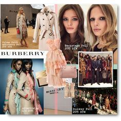 #JLD Burberry Contest by nikkisg on Polyvore featuring Burberry