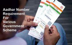 Aadhaar Card Become Mandatory For Government Schemes  #aadhaarnumberneed, #aadharcardlaw, #aadharnumberimportance
