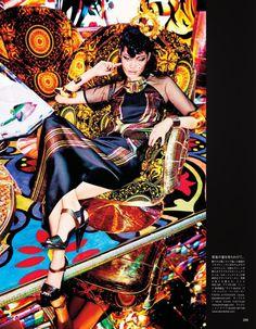 Vogue Japan July 2014 by Ellen Von Unwerth