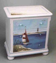 That's My Room Store - Nautical Seabreeze Bun Foot Chest, $799.00 (http://www.thatsmyroom.com/nautical-seabreeze-bun-foot-chest/)