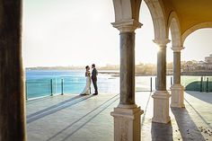 Estoril Coast Villa Wedding in Portugal