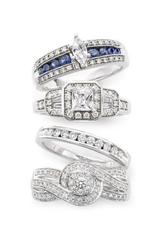 say yes to the ring – diamond wedding rings