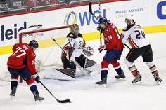 Washington Capitals vs. Anaheim Ducks - 2/11/17 NHL Pick, Odds, and Prediction