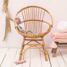 fauteuil en rotin enfant la maison vetement et d co cyrillus meubles enfants pinterest. Black Bedroom Furniture Sets. Home Design Ideas