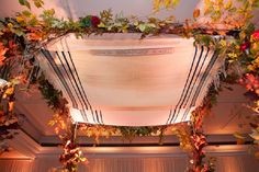 Coral is traditionally associated with summer: This chuppah by Hayford & Rhodes shows how autumnal hues can incorporate coral tones. This Jewish wedding featured a bride in a Melanie Potro dress at the Intercontinental on Park Lane, London Wedding Chuppah, Wedding Bride, Wedding Blog, Wedding Events, Wedding Flowers, Wedding Day, Wedding Stuff, Indoor Flowers, Live Coral