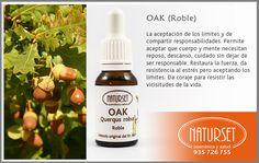 OAK - Flores de Bach
