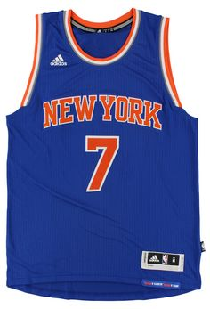 Adidas Mens  NBA New York Knicks Swingman Jersey Blue M from  109.99 dd18df0a9