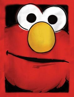 Elmo — Big Box Face — Sesame Street T-Shirt  This adult T-shirt is an officially licensed product from the hit childrens television show Sesame Street and features our cool Elmo — Big Box Face design printed on 100% cotton. Officially licensed Sesame Street product Officially licensed Sesame Street product Cool Elmo — Big Box Face design Officially licensed Sesame Street product Officially licensed Sesame Street product Cool Elmo — Big Box Face design 100% cotton Officially licensed ..