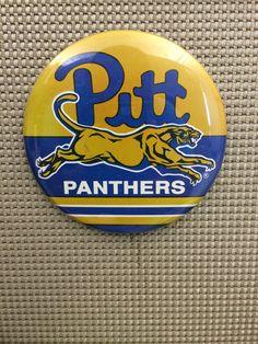 Throwback Pitt Panthers button 680522b73