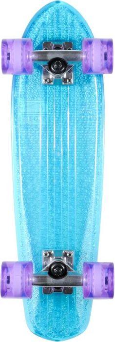 GLOBE  Globe Clear Light Blue Bantam 24 Complete Cruiser Skateboard  $109.95$89.99
