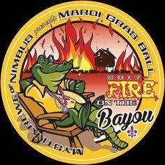 FIIIYOOOOO on the BAYOU! FIRE ON THE BAYOU - the theme for the 2017 Portland Oregon Mardi Gras Ball! Join us at the Tiffany Center on February 18th - It's gonna be HAWT and FUNKAY y'all  #themeters #fireonthebayou #neworleans #mardigras #fattuesday #bayou #fire #gator #portland #oregon #inpdx #dance #party #cajun #goodtimes #costumes #shiny #funky