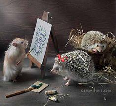 """""""I am - an artist, I see it!"""" by Elena Eremina"""