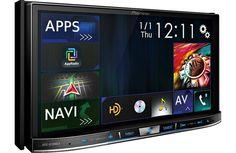 "Pioneer AVIC-8100NEX 2-DIN Bluetooth DVD NAV In-Dash Receiver w/ 7"" Touchscreen…"