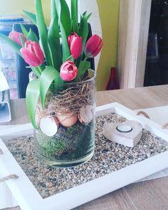 Ein bisschen Frühling im Wohnzimmer! ;)