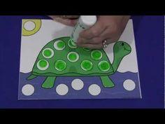 Turtle Do-A-Dot