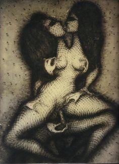realityayslum:  Pierre Molinier - La Communion d'amour, 1968-1971. (… fromPierre Molinierby Jean-Luc Mercie, les presses du reel 2010, pg....