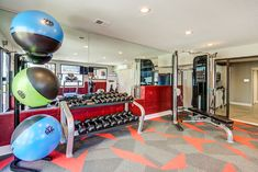 Stick to your fitness goals with our newly renovated, state-of-the-art center.
