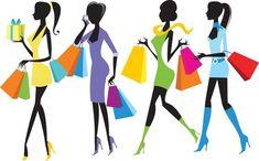 Fashion shopping girl vectors free vector download (7,698 files ...