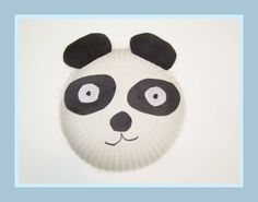 Paper Plate Panda Earth Day Craft For Kids