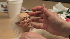 The Gnomon Workshop - Creating a Character Figure with Wendy Froud. I have this video and it's very good. Polymer Clay Figures, Polymer Clay Dolls, Polymer Clay Projects, Clay Crafts, Sculpture Lessons, Sculpture Clay, Art Doll Tutorial, Clay People, Sculpting Tutorials