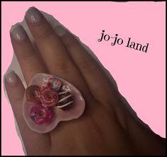 Δαχτυλίδι με ντονατσάκια!
