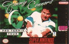 Jimmy Connors Pro Tennis Tour Coverart.pngAll Super Nintendo Games: List of SNES Console Games Video Games. #snes #nintendo #fun #gaming #super #classicgames #games #geek #nerd #oldskool #retro #synergeticideas #pins #pinterest