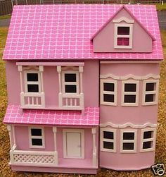 Lilly Lane Wooden Dollhouse This Is The One Lily Asked For