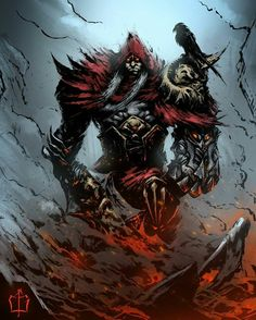25 best Darksiders images | Darksiders horsemen, Monsters