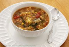 My Dirty Little Secret Soup