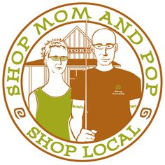 Supporting small businesses.